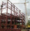 Строительство спорткомплекса на стадионе «Труд» возобновится в декабре