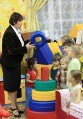 Детские сады Архангельской области оборудуются игровыми комнатами
