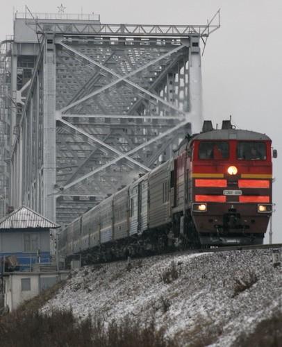 В новогодние праздники пустят дополнительные поезда между Архангельском и Санкт-Петербургом