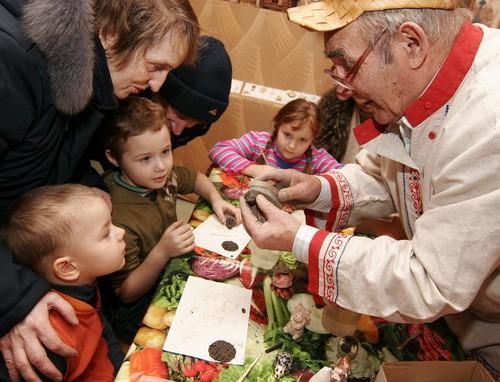 Конкурс «Семья – семь Я» впервые прошел в Виноградовском районе