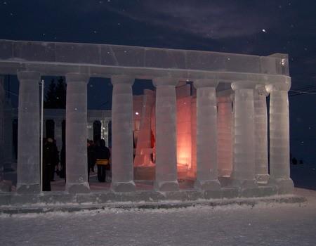 В Архангельске завершился зимний фестиваль «Рождественский благовест»
