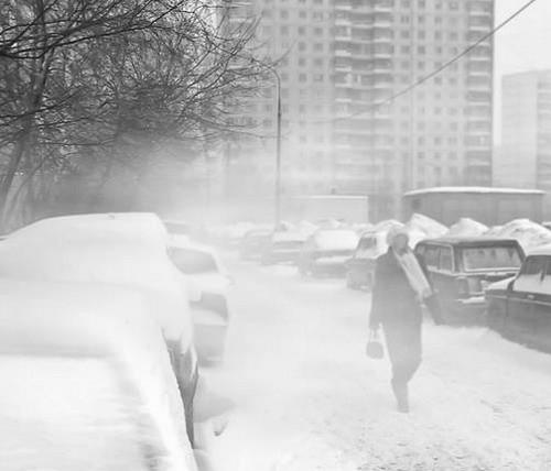 Циклон с Балтийского моря вызвал ухудшение погоды в Архангельской области