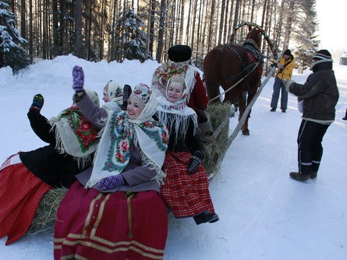 «Архангельский обоз» отправился в Москву