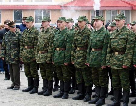 В Архангельске озвучили главные проблемы призывной кампании-2010
