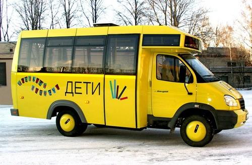 Архангельская область в 2011 году получит 22 новых школьных автобуса