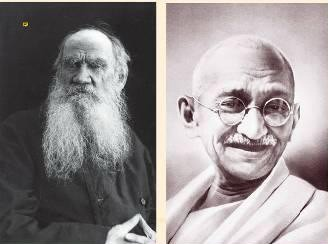 В Архангельске открывается выставка «Махатма Ганди и Лев Толстой: уникальное наследие»