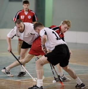 Около 100 детей приняли участие в турнире Архангельской области по флорболу
