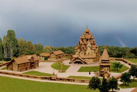 В Вельске появились Вологодские храмы