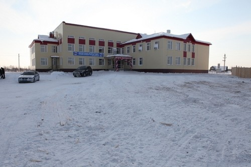 В Шенкурском районе открылась новая школа