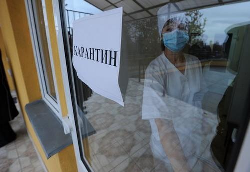 В Архангельске объявлен эпидемический период по гриппу