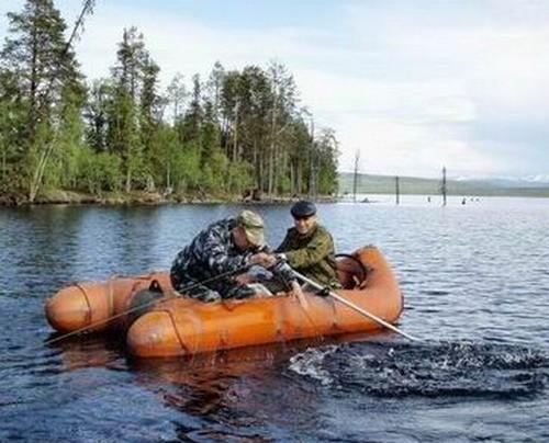 Если Госдума примет закон, поморам снова разрешат ловить рыбу сетями
