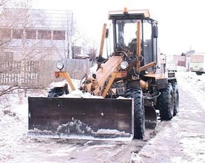 С улиц Архангельска за неделю вывезено 12 тысяч кубометров снега
