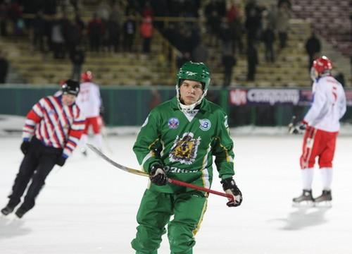 В Краснотурьинске архангельский «Водник-96» проиграл все три матча