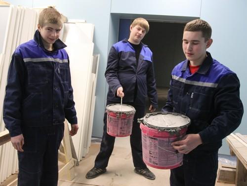 В Архангельске начал работу первый «зимний» студенческий трудовой отряд