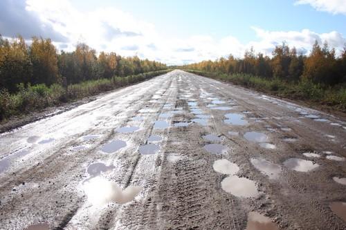 Евросоюз поддержит дороги Архангельской области