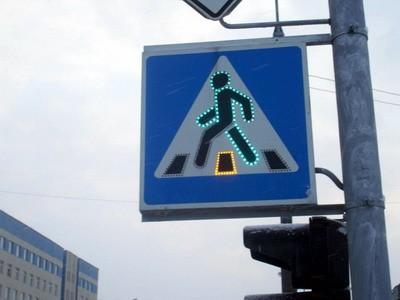 На дорогах Архангельской области за сутки были сбиты пять пешеходов