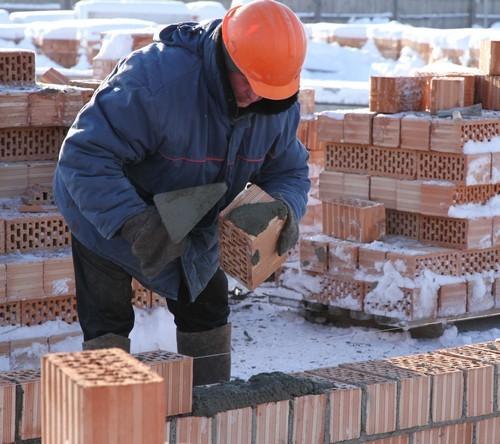 В Архангельске строители приступили к возведению стен кафедрального собора