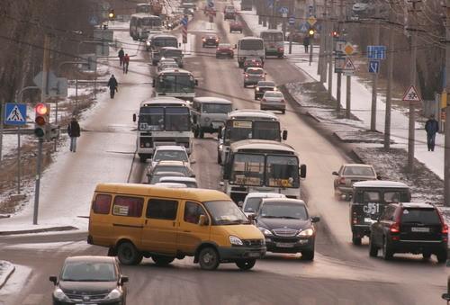 Архангельские водители назвали свои самые нелюбимые улицы
