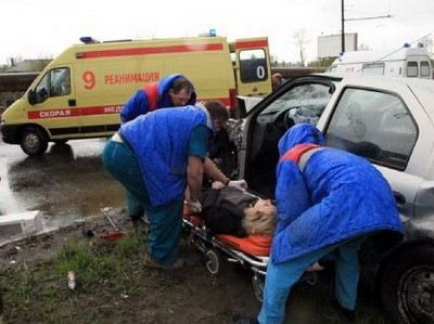 В четырёх ДТП в Архангельской области за сутки пострадали 16 человек