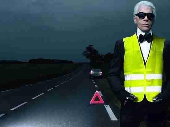 Для водителей введены новые правила остановки на трассах