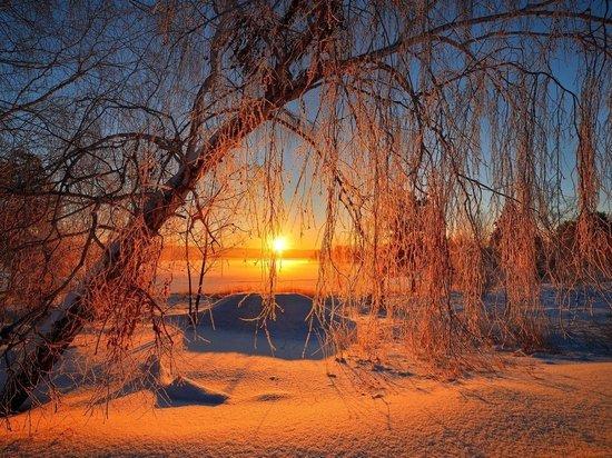 Последнюю декаду марта Архангельская область встречает зимними морозами