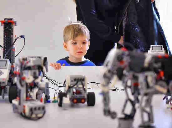 В пятницу в Архангельске открывается детский центр робототехники