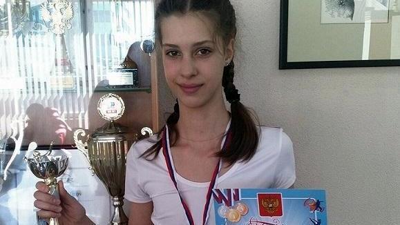 Юная теннисистка возвращается в Архангельск с кубками всероссийского турнира