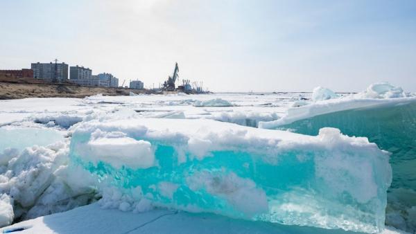 Лёд тронулся: спасатели напоминают о безопасности вблизи водоемов весной