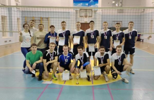 Межмуниципальный турнир «Север 2018» среди мужских команд прошел в Архангельске