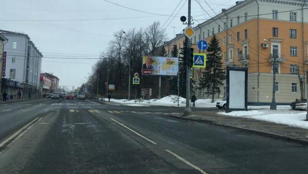 Нарушение новых знаков на Троицком проспекте обойдется автомобилистам в 1500 рублей