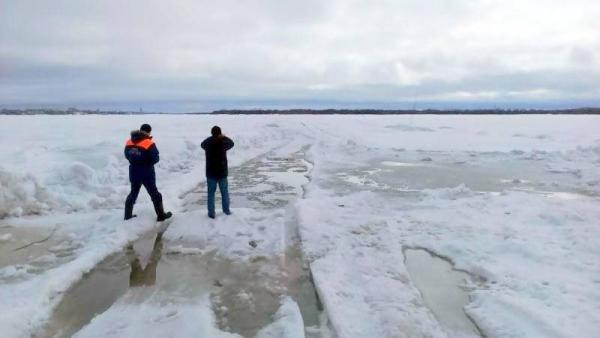 В Архангельске закрывается транспортная переправа между Хабаркой и Бревенником