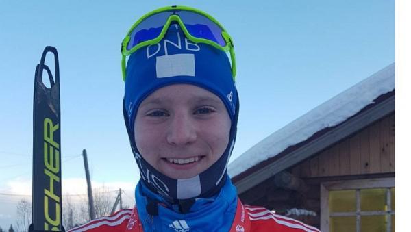Юный лыжник из Вельска взял «серебро» Первенства России в Сыктывкаре