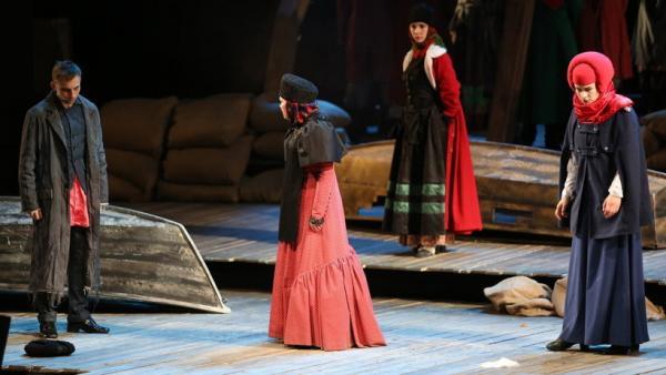 Абрамовский фестиваль театров «Родниковое слово» открылся в Архангельске