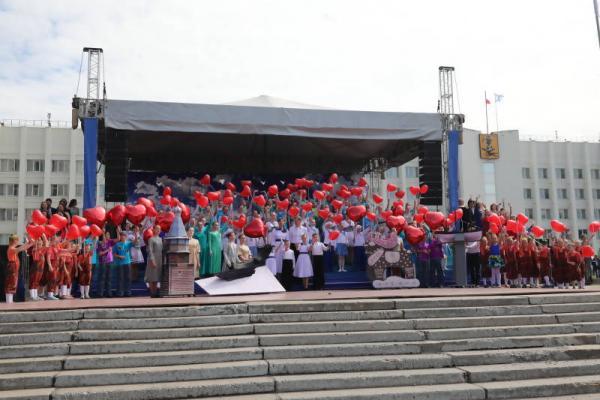 Группа «Интонация» выступит на Дне города в Архангельске