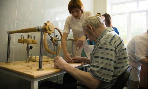 В Архангельской областной клинической больнице появится нейродом