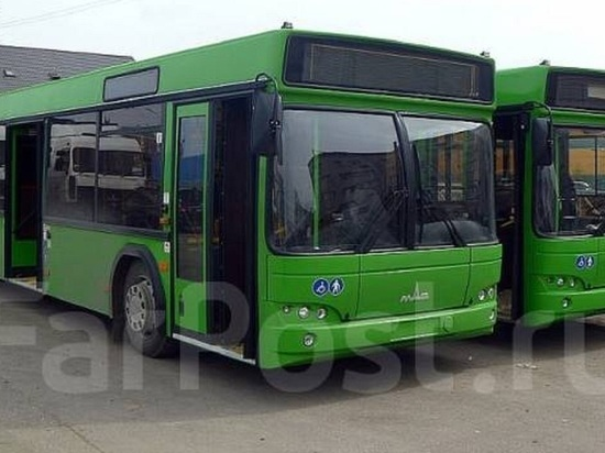 На пятый автобусный маршрут в Архангельске добавят полтора десятка новых автобусов