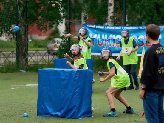 Летний турнир по игре в снежки пройдёт в Архангельске