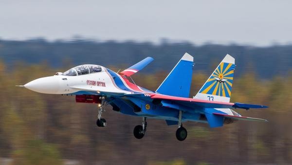 Легендарные «Русские витязи» взмоют в осеннее небо над Архангельском