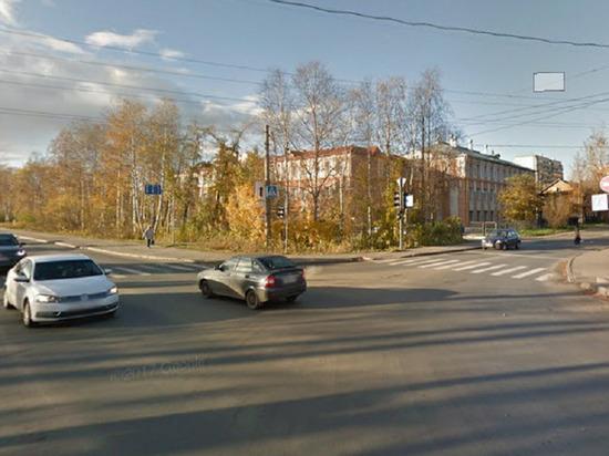 Продлён запрет на проезд на пересечении Ленинградского и Павла Усова