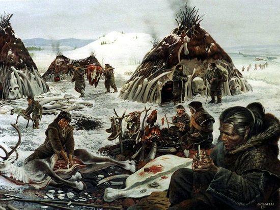В Архангельске – первый настоящий снег, в домах горожан нет воды и света