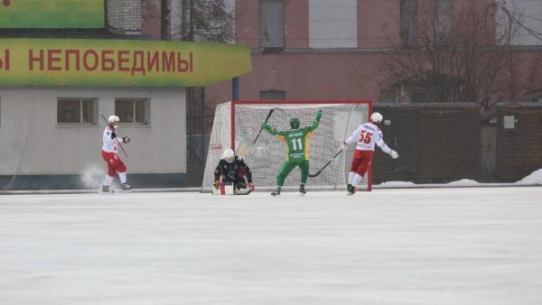 «Водник» начал сезон с домашней победы над красноярским «Енисеем»
