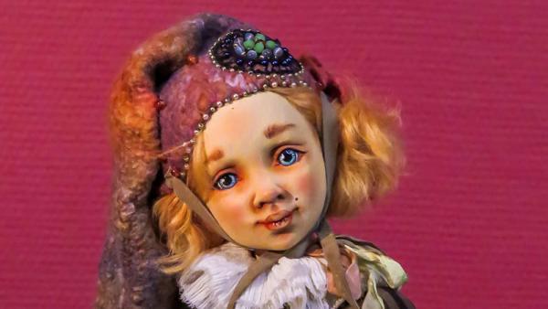 Выставку авторских кукол «Полет души и рук творенье» представят в Архангельске