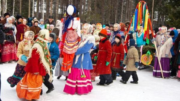 Маслёна принесет детям радость в Малых Корелах 3 марта