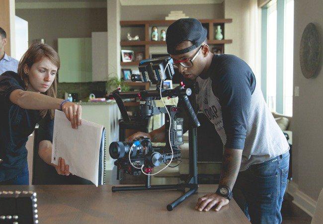 Создание видео, клипов и фильмов