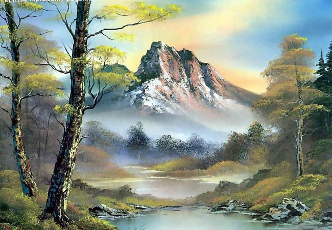 Откройте для себя восхитительный мир живописи